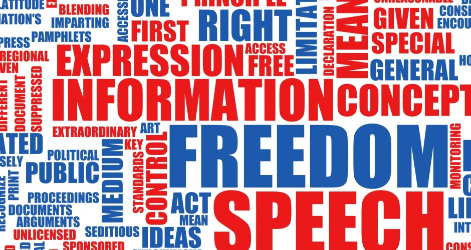 Our Limits are being Tested:  Freedom of Speech is Dead, Unless it's Liberal
