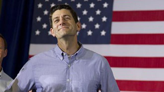Paul Ryan's RNC Speech